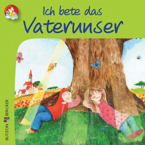 """Kinderbuch """"Ich bete das Vaterunser"""" im Miniformat"""