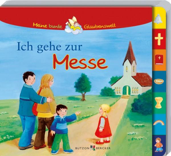 """Bilderbuch """"Ich gehe zur Messe"""""""