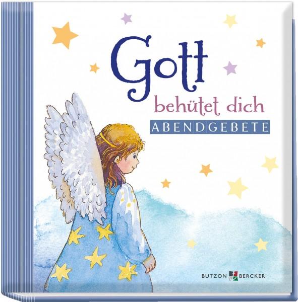 """Kinderbuch """"Gott behütet dich"""" Abendgebete"""