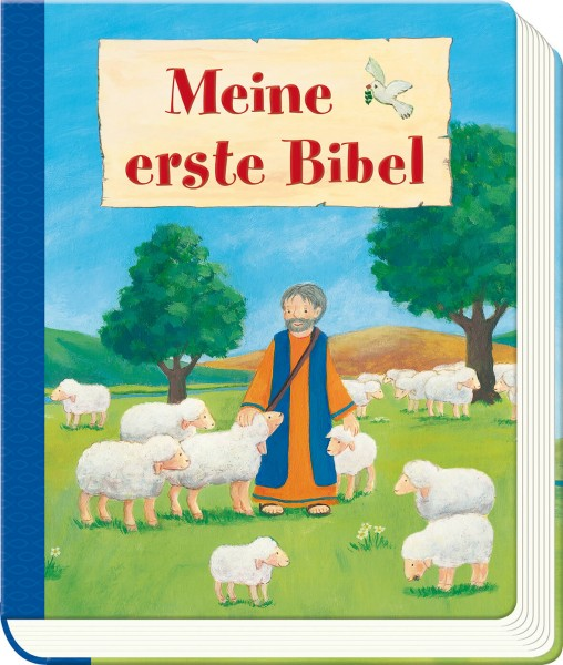 """Kinderbuch """"Meine erste Bibel"""""""