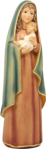 Maria mit Jesuskind, modern 19 cm