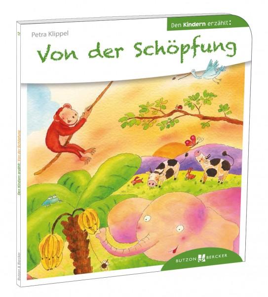 """Kinderbuch """"Von der Schöpfung den Kindern erzählt"""""""
