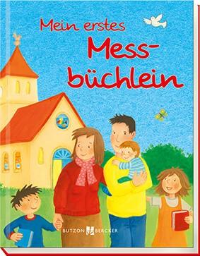 """Bilderbuch """"Mein erstes Messbüchlein"""""""