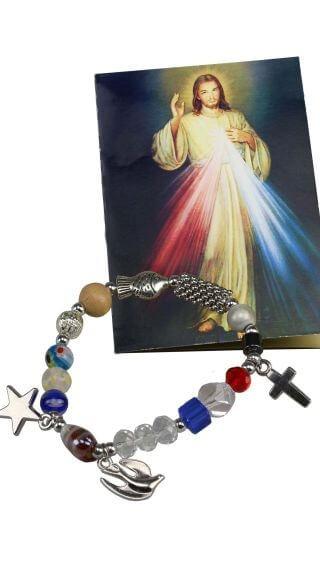 """Jesus Armband für Erwachsene """"Die schönste Geschichte der Welt - Das Leben Jesu"""""""