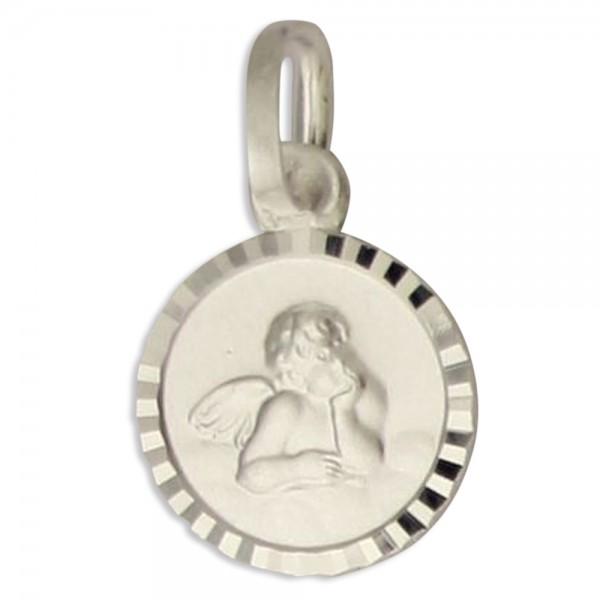 "Kettenanhänger ""Schutzengel-Amor/GsD 925 Sterling Silber 1 cm"