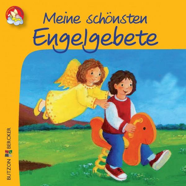 """Kinderbuch """"Meine schönsten Engelgebete"""" im Miniformat"""