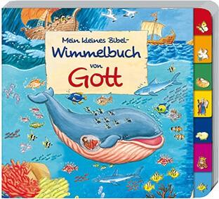 """Bilderbuch """"Mein kleines Bibel-Wimmelbuch von Gott"""""""
