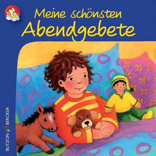 """Kinderbuch """"Meine schönsten Abendgebete"""" im Miniformat"""