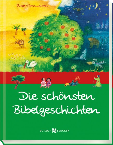 """Kinderbuch """"Die schönsten Bibelgeschichten"""""""