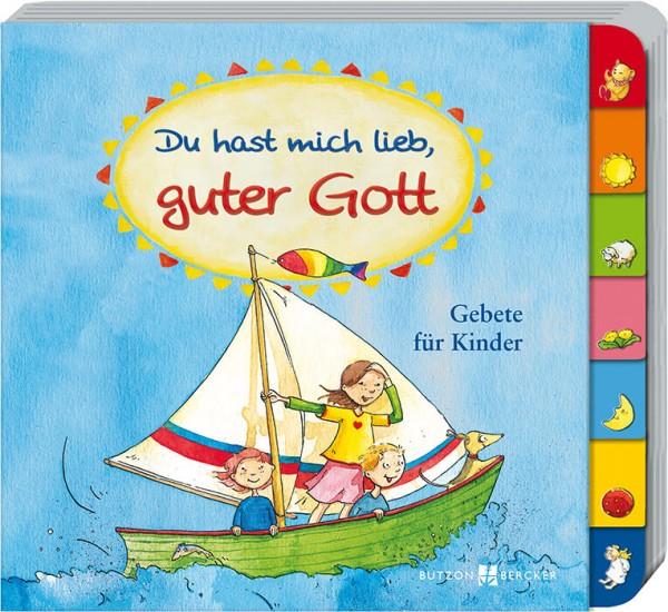 "Bilderbuch ""Du hast mich lieb, guter Gott"""