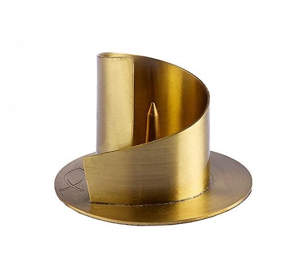 Kerzenleuchter mit Dorn für Kerzen Durchmesser 4cm