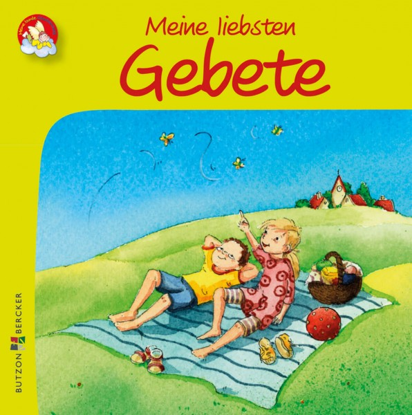 """Kinderbuch """"Meine liebsten Gebete"""" im Miniformat"""