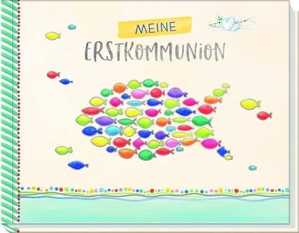 """Meine Erstkommunion """"Foto- und Erinnerungsbuch"""""""