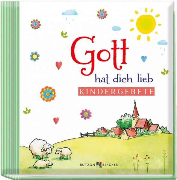 """Kinderbuch """"Gott hat dich lieb"""" Kindergebete"""