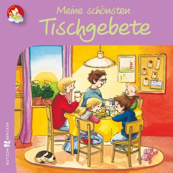 """Kinderbuch """"Meine schönsten Tischgebet"""" im Miniformat"""