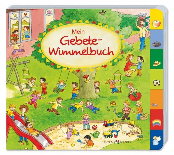 """Bilderbuch """"Mein Gebete-Wimmelbuch"""""""