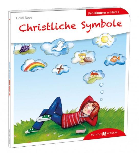 """Kinderbuch """"Christliche Symbole den Kindern erklärt"""""""