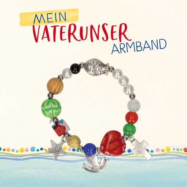 """Geschenkset """"Mein Vaterunser-Armband"""""""
