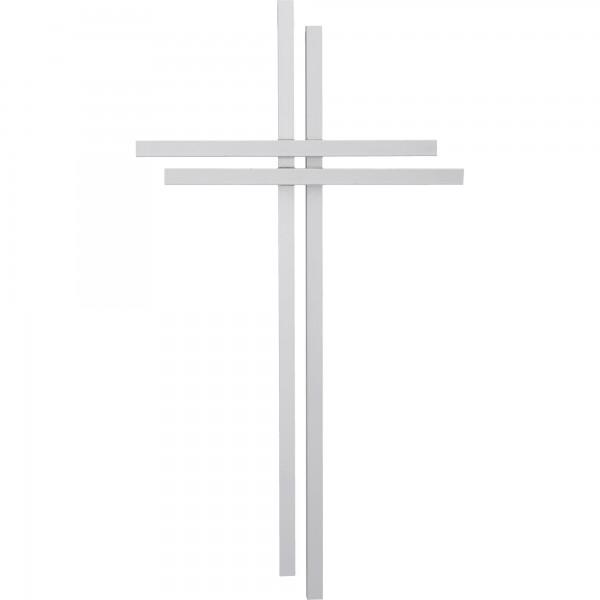 Kreuz aus Aluminium 38 cm